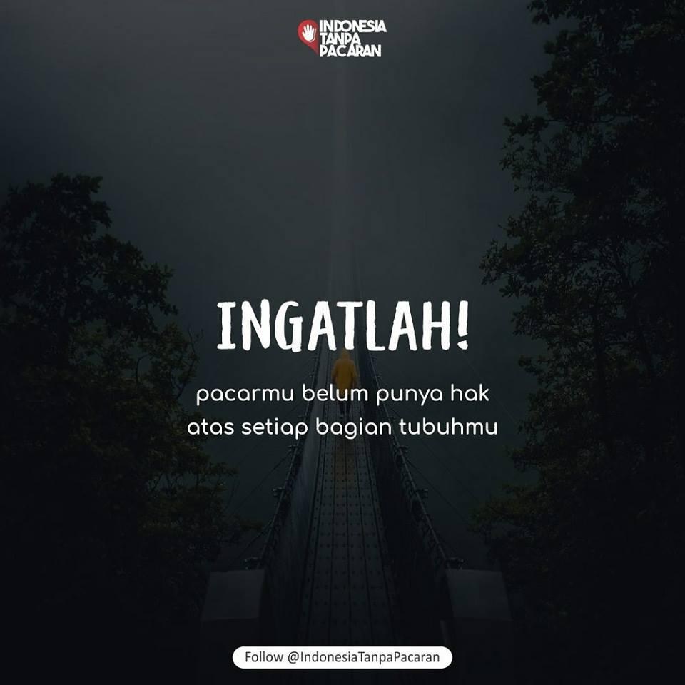 Indonesia Tanpa Pacaran - Tubuhmu