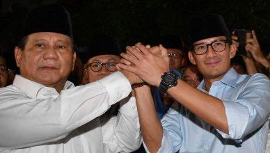 Pilih Prabowo Sandi