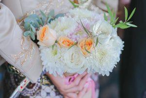 Bunga Pernikahan Ini Menjadi Saksi, Cinta Kita Akhirnya Menjadi Cinta Suci