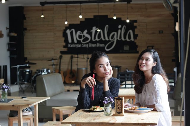 Warung Nostalgila Yogyakarta