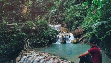 Air terjun Kedung Pedut Yogyakarta