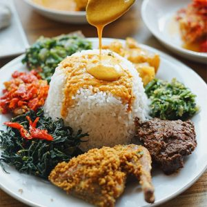 Nikmat dan Kaya Rasa, Mana Lauk Nasi Padang Favoritmu?
