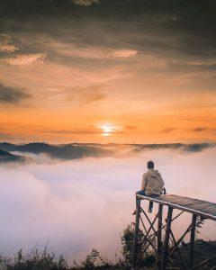 Tebing Watu Mabur, Tempat Terbaik Menikmati Sunrise di Yogyakarta