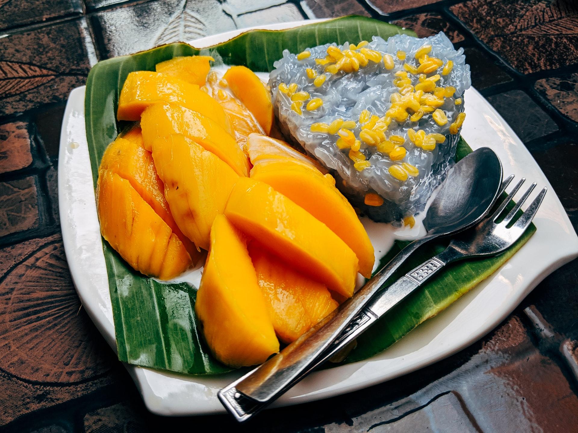 Mangga Stiky Rice