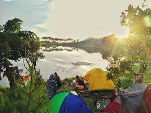 Rawa Gede Bogor, Tempat Asyik Bersantai Bersama Sahabat