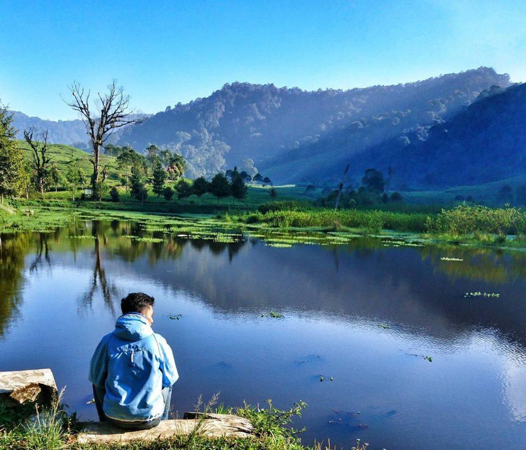 Telaga Saat, Surga Wisata Tersembunyi Di Puncak Bogor