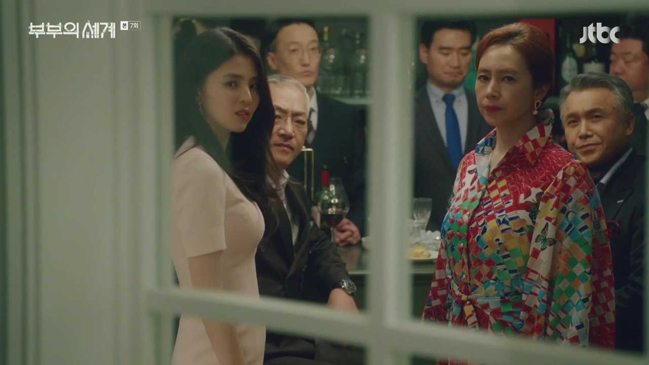 Keluarga Yeo A World of Married Couple