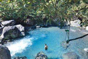 5 Air Terjun dan Pemandian Alami di Sumatra Barat, Sejuk Semuanya