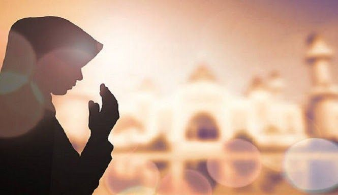 Melangitkan doa