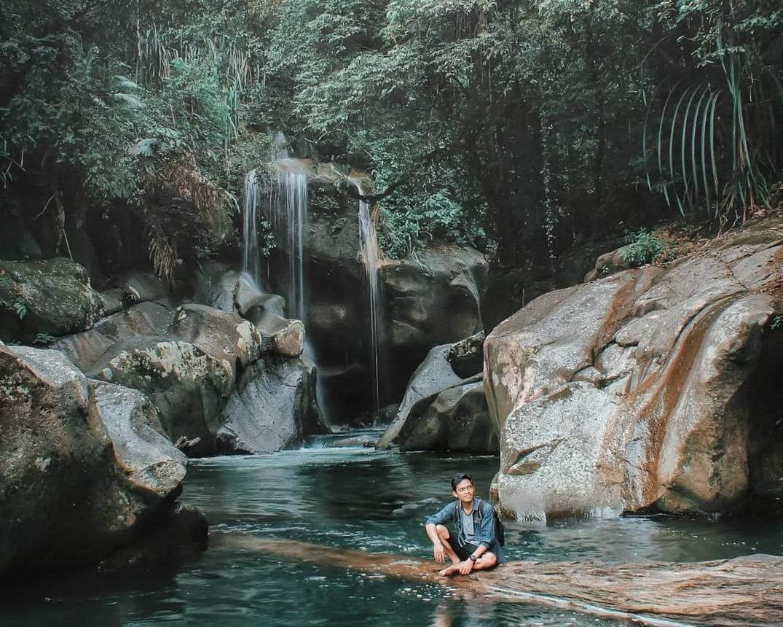 Air Terjun Nyarai Padang