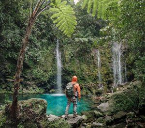 Air Terjun Proklamator, Curug yang Cantik di Kaki Gunung Singgalang