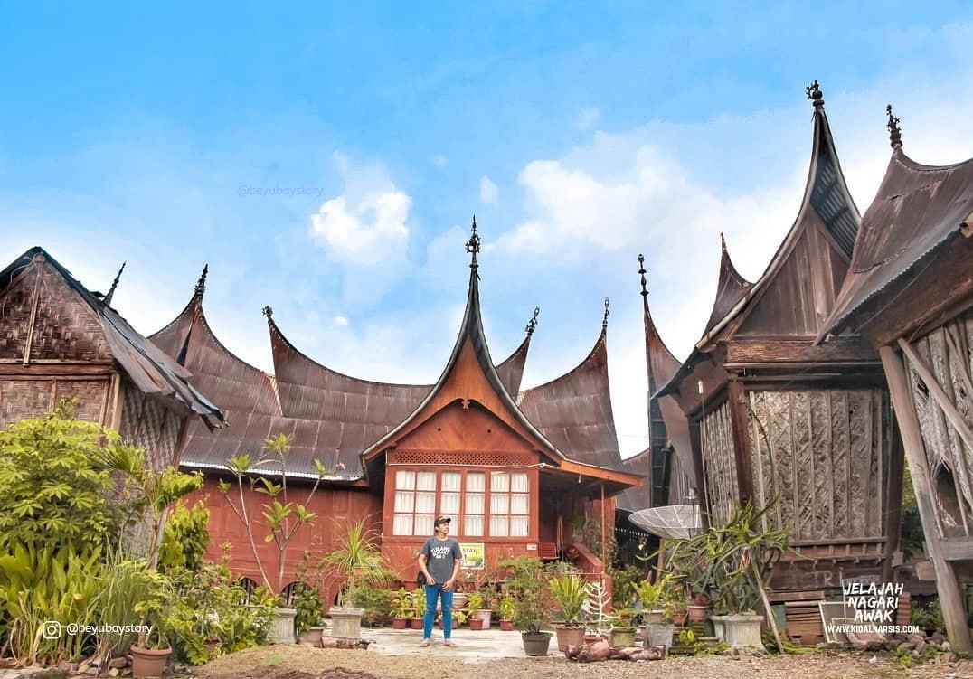 Kawasan Saribu Rumah Gadang