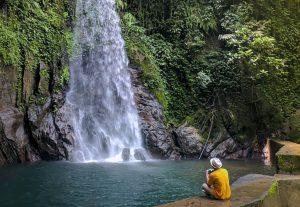 Air Terjun Rema, Nikmatnya Gemercik Air di Tamboke, Luwu Utara