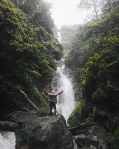 Air Terjun Tulang-Tulang, Tempat Asyik Bersantai Ria di Luwu Utara