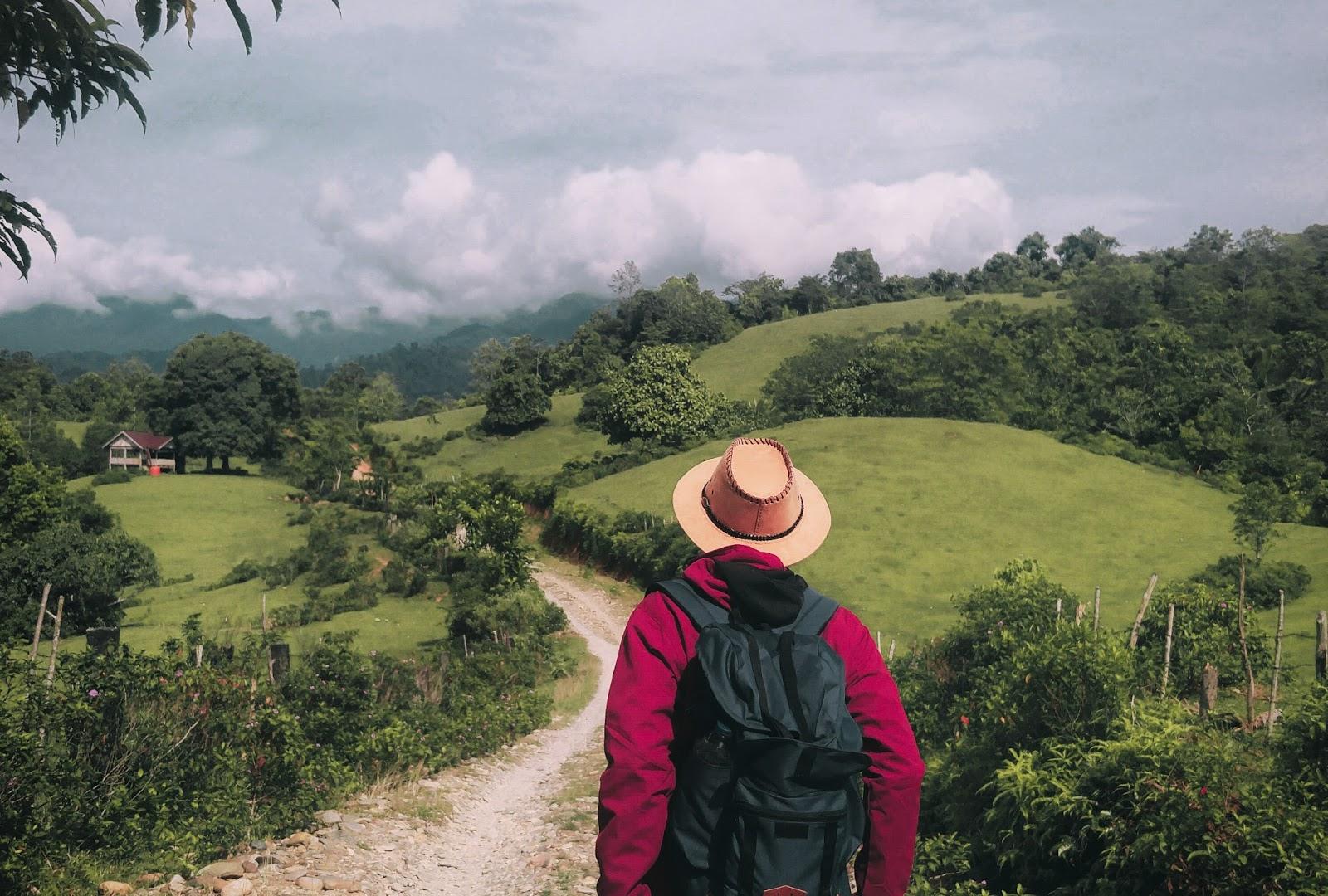 Bukit Masamba Luwu Utara