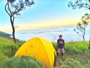 Part 2 (End) : Bertemu Dengan Dewi, Pendaki Wanita Serba Pucat di Gunung Arjuno