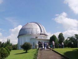 Wisata Edukasi di Observatorium Bosscha Lembang
