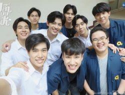 7 Aktor Populer di Drama Thailand Fish Upon The Sky