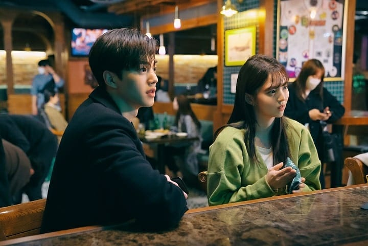 Pemeran Utama Drama Korea Nevertheless.