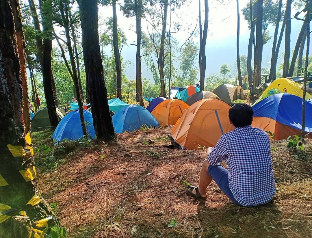 Pasir Buntung Camping Ground
