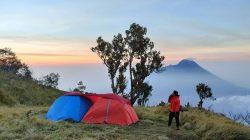 Pendakian Gunung Merbabu, Si Manis yang Selalu Membaut Rindu