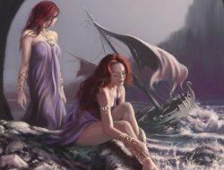 Siren, Makhluk Mitologi Yunani yang Cantik Namun Mengerikan